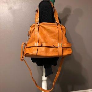 Nila Anthony Light Brown Bag